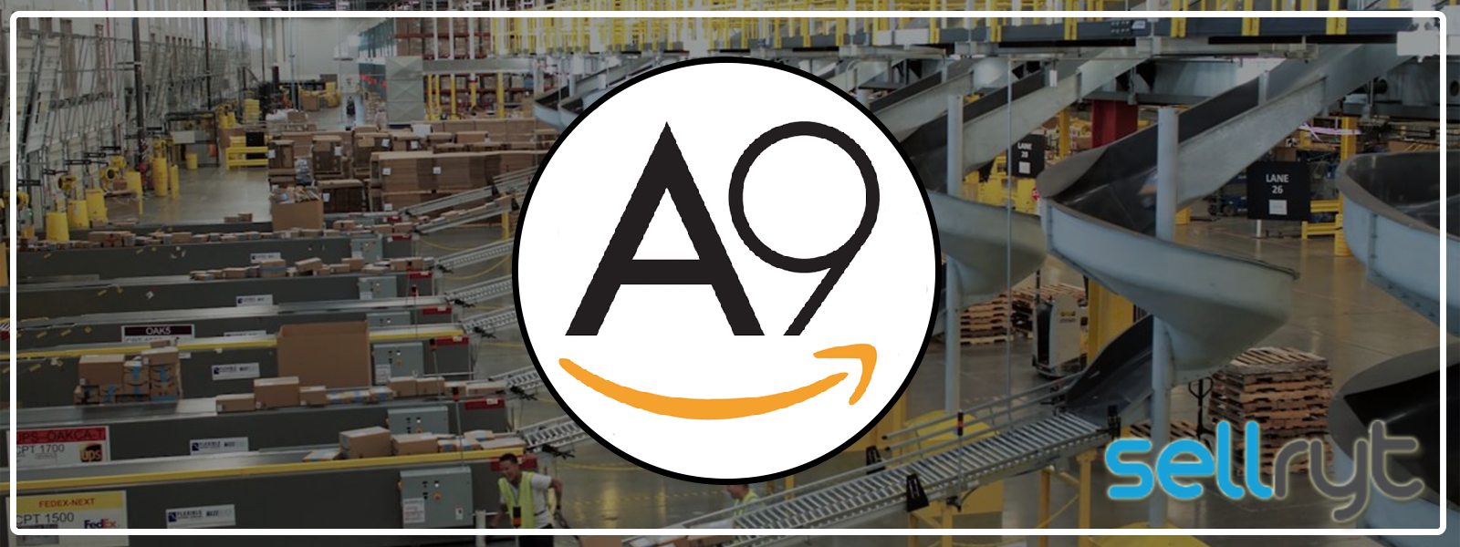 amazon algorithm a9