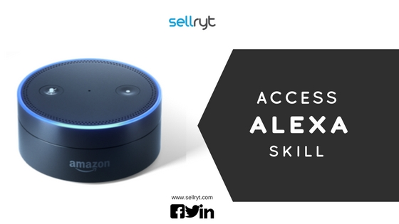 Seller Central Alexa skill: Use your voice to access your