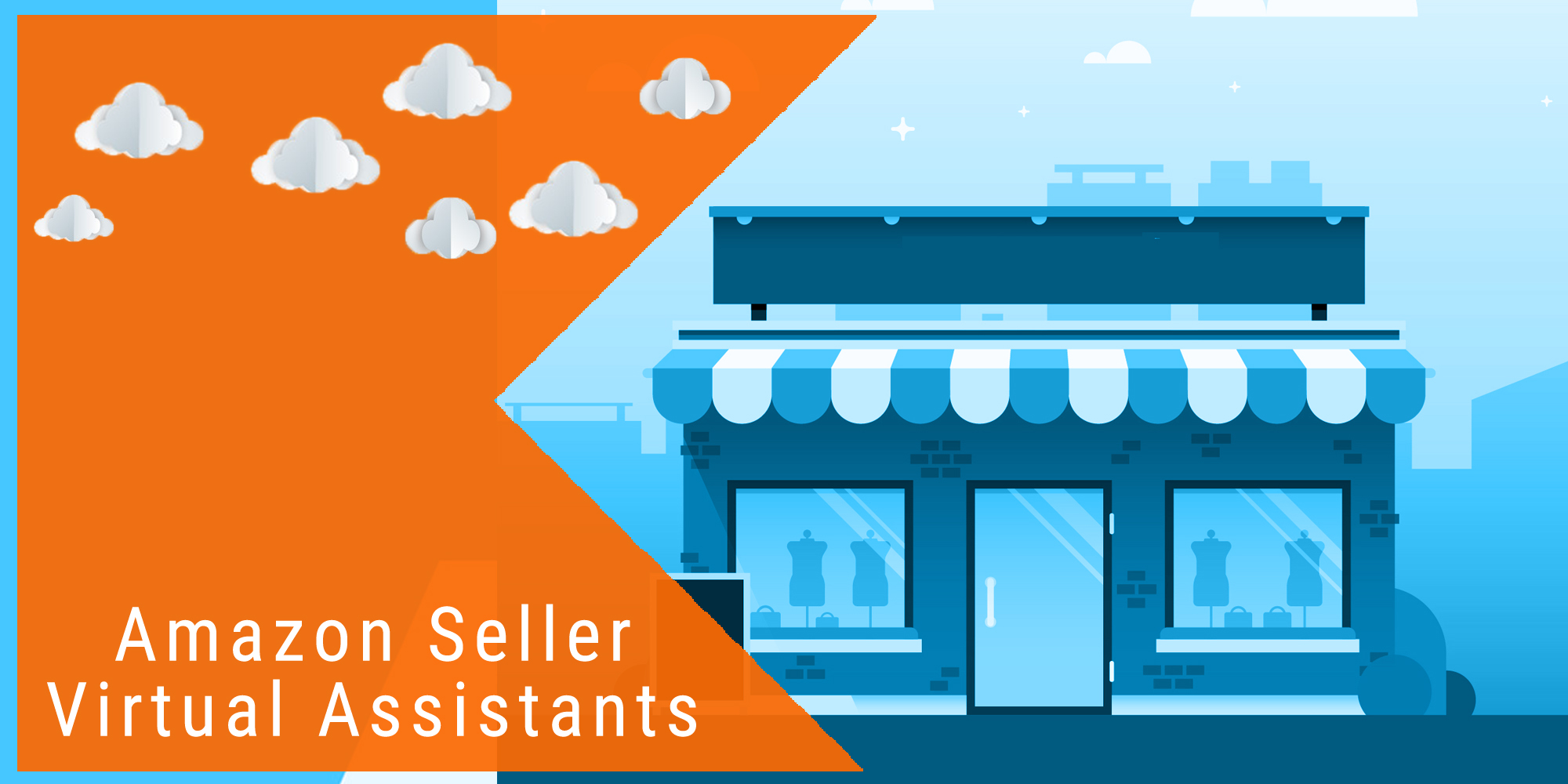 AMAZON SELLER VIRTUAL ASSISTANTS new