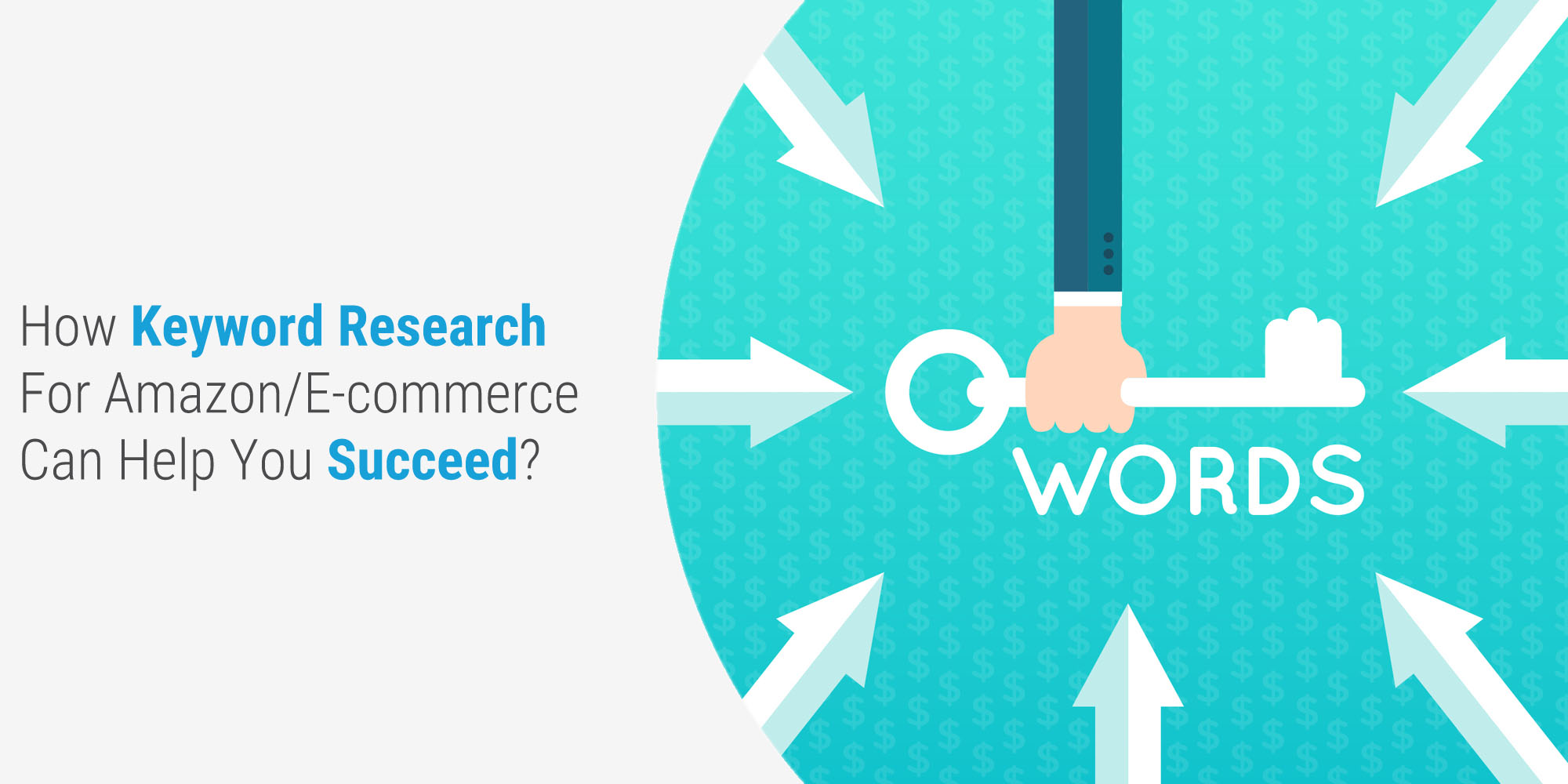 keyword research for E-commerce/Amazon