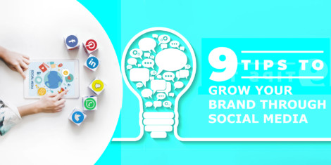 Grow your brand through social media